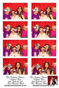 Wedding Alliance Wedding Fayre at The Falmouth Hotel 20-09-15