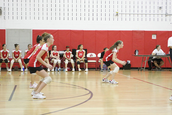 20071019 Volleyball vs. Smithtown East