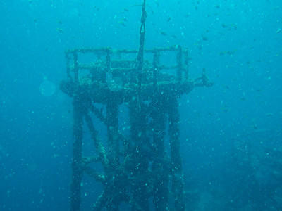 HMAS Adelaide Wreck Dive January 2011