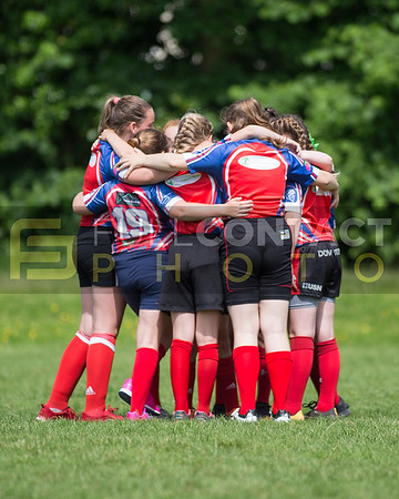 Girl's Rugby Festivals
