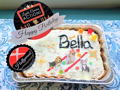 Bella's red carpet birthday!!