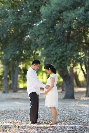 Myhanh and Tino Pregnancy Shoot