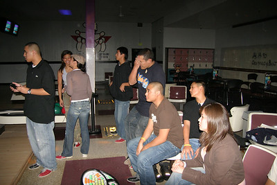2005-12-18 Bowling at Mission Lanes