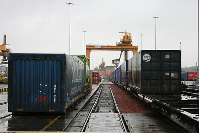 Coatbridge Freightliner Terminal