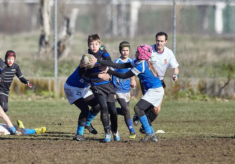 Oviedo RC vs Industriales Negro: 30-0