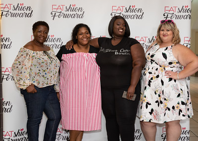 Fatshion Forward Step & Repeat