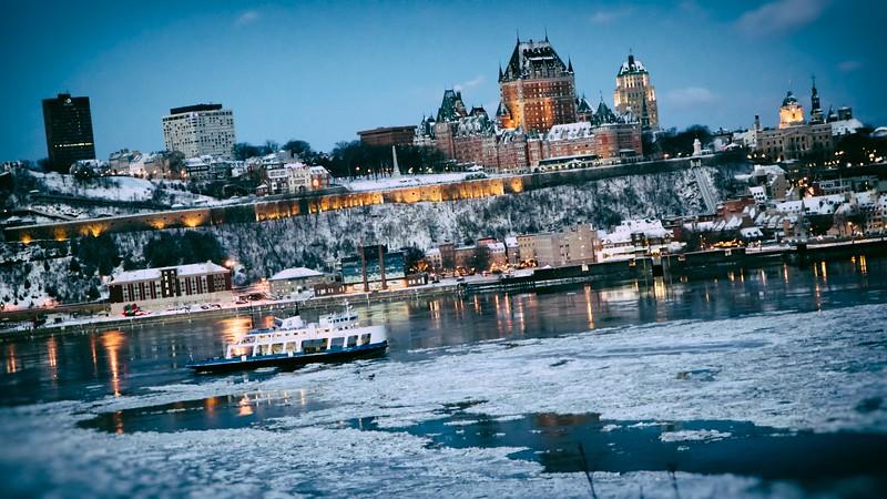 2015 Vieux Québec Nouvel An