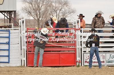 Build a Cowboy Saddle Bronc and Bareback 05-04-14