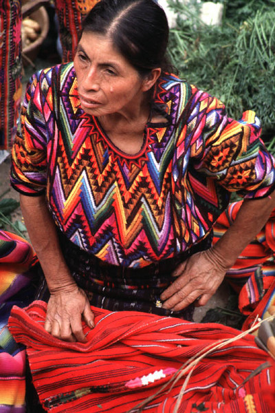 Chichicastenango, Guatemala 1993