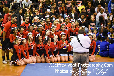 11-12-2016 Northwood HS at MCPS Cheerleading Championship Division 2 at Montgomery Blair HS, Photos by Jeffrey Vogt Photography