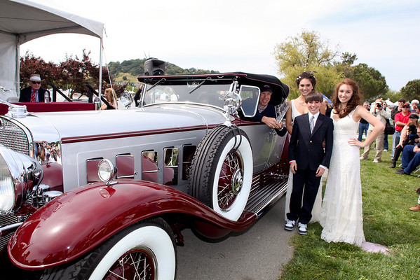 2010 Marin Sonoma Concours d'Elegance