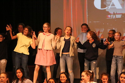 6th Grade Cabaret | April 25, 2019