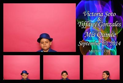 Victoria & Tiffany's XV   September 20th 2014