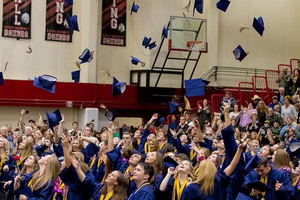 Banks High School Graduation 2017