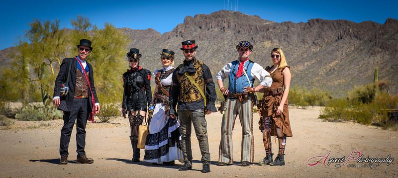Steampunk Tucson 2018