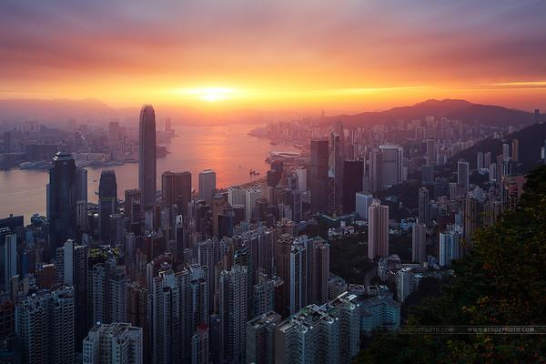 Jour 7 et 8 - Hong-Kong