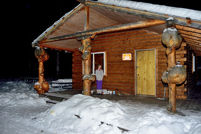 Chena_Hot_Springs_Cabin
