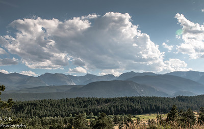 Estes Park, Colordao August 2018