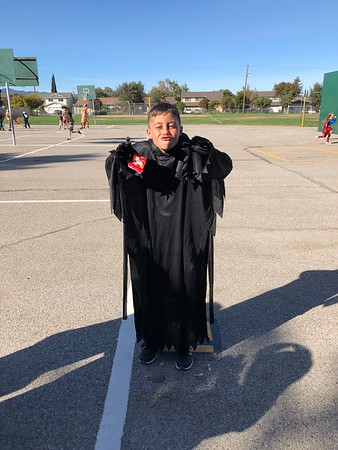 Action Day Halloween Parade 2018