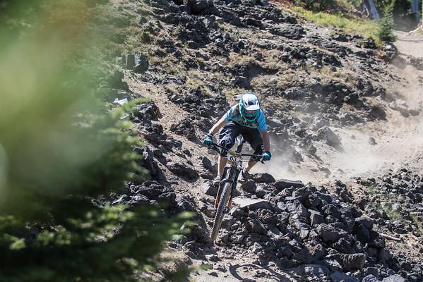 2016 Oregon Enduro Series Race #2 @ Mt. Bachelor