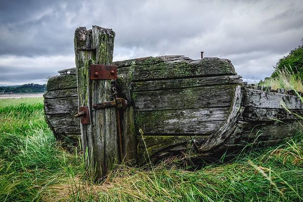 Ships Graveyard Purton