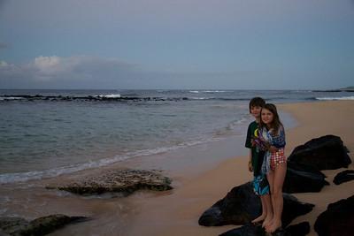 Kauai Spring Break 2011