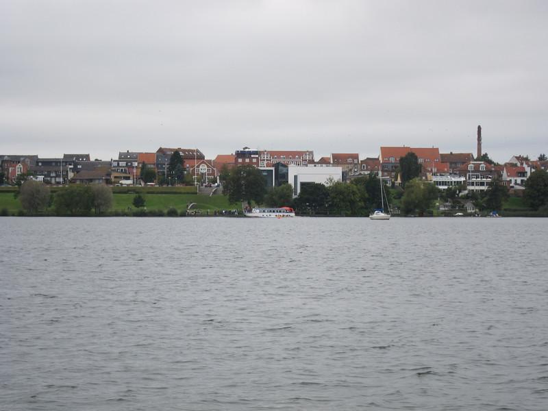 2011 Tour de Gudenå kayak race