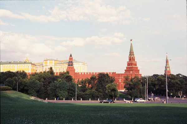 Russia (Moscow and Taganrog)-August 2001