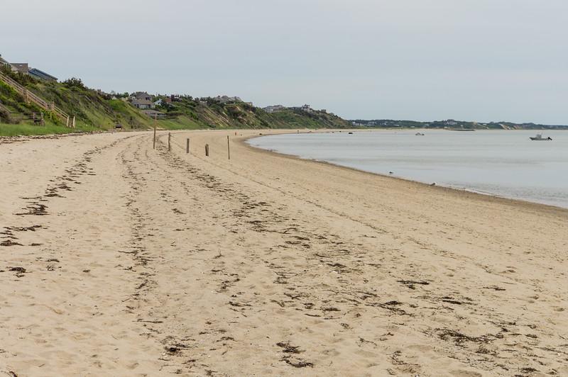Beach looking SE