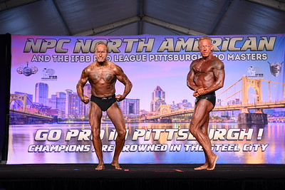 Classic Physique 60+ Overall
