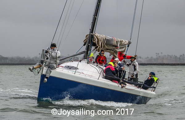 Saturday Farr 40 Racing