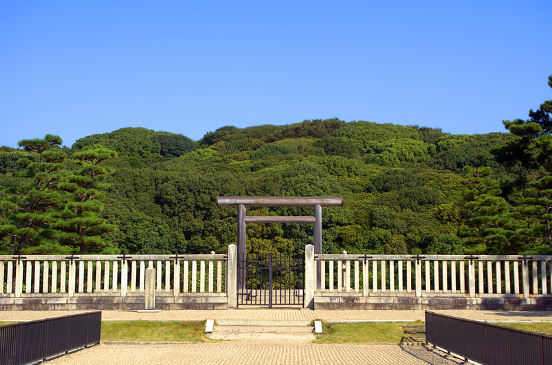 Emperor Nintoku Tomb. Photo Credit: Attila JANDI / Shutterstock.com