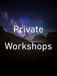 Schedule a Private Photography Workshop