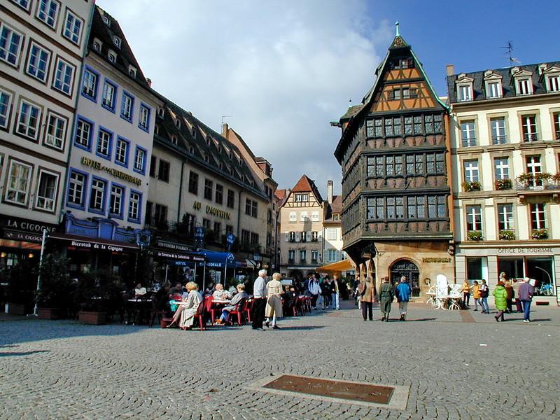 France, Strausbourg