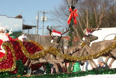 Valdese Christmas Parade 2015