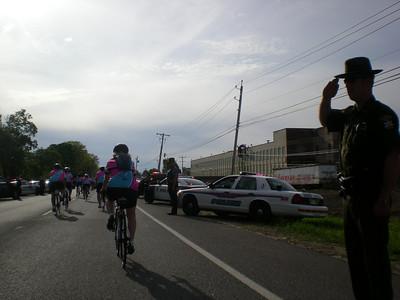Ride For Missing Children 2009