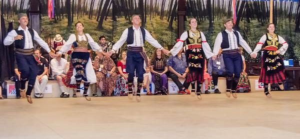 Sat. Party - Serbian 2014 Wk1