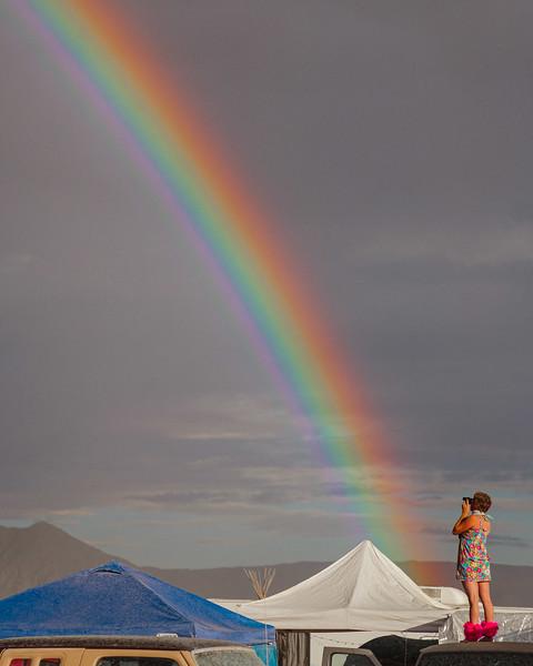 Rainbow | Nevada 2007