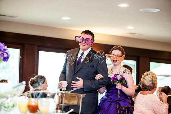 Reception - Sara and Brady