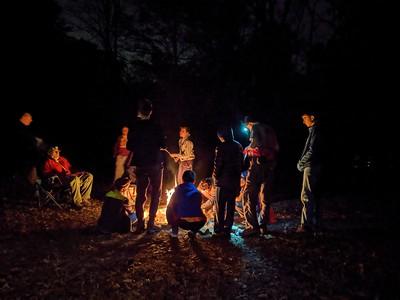 Green Lane Camping Trip Fall 2019
