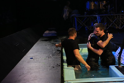 2019-11-17 9 a.m. Baptism