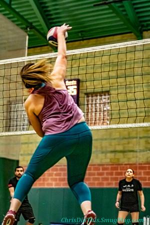 Calabasas Weds Volleyball Feb 26