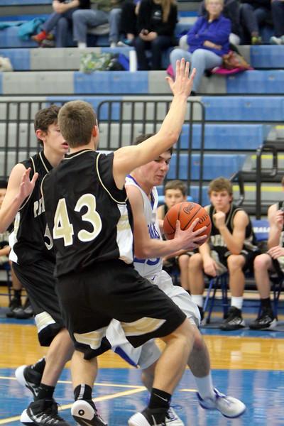 01-14-14 Anthony Wayne vs Perrysburg Freshmen Boys Basketball