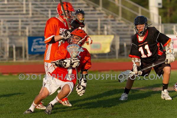Boone Boys JV Lacrosse 2011 - #1
