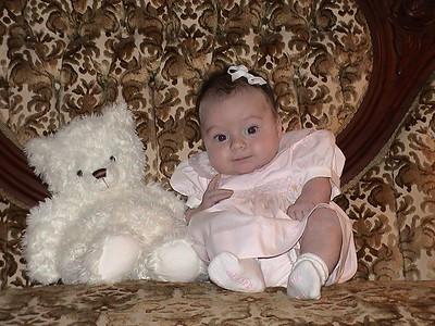 Savannah 3 months