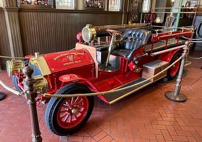Main Street Fire Department (Disney World)
