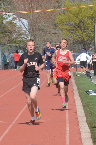 Midd South at Lion Invitational - April 25th 2015