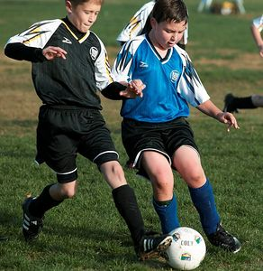 Soccer Playoff Game 2 11/22/2004