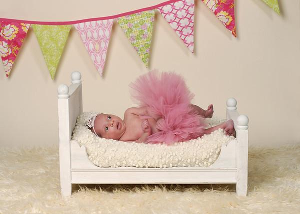 Calvert, newborn girl