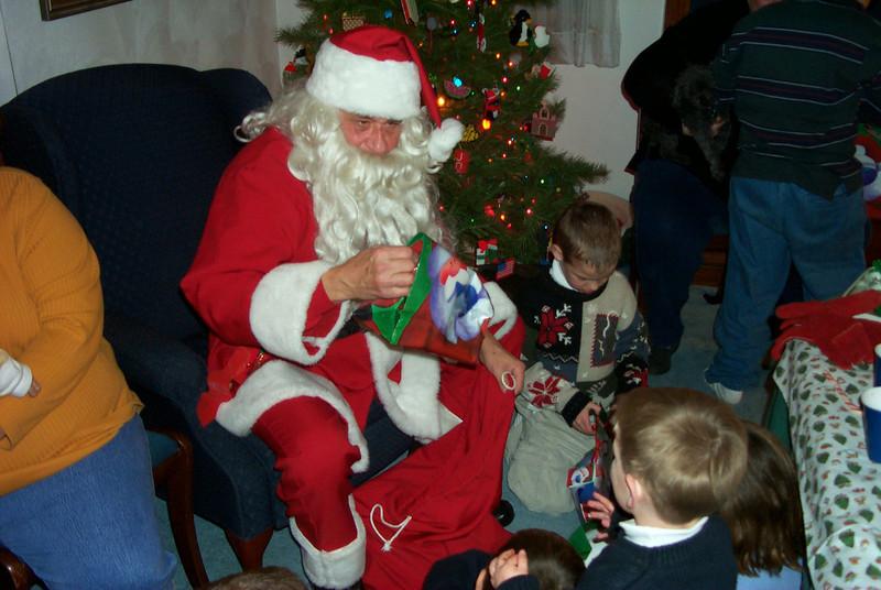 2000 Christmas at Grama Kitty's